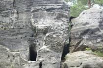 Samuelova jeskyně.