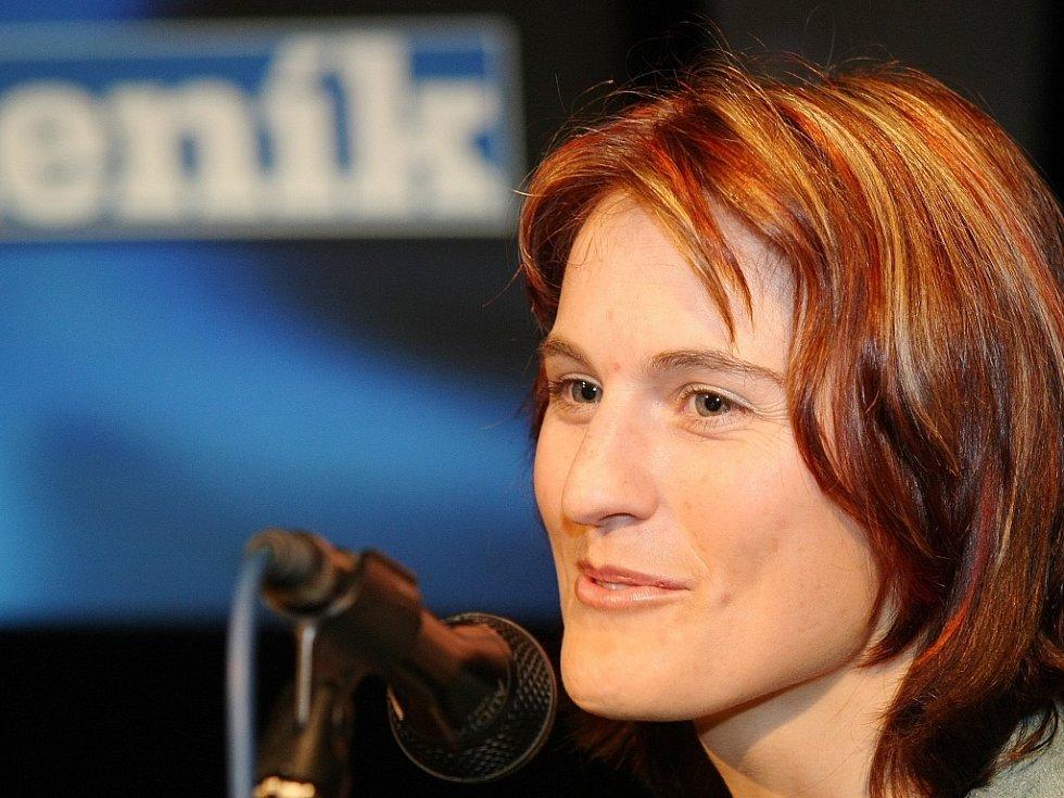 Nikola Sudová, Sportovec Libereckého kraje 2008 -  2. místo