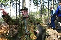 Po bunkrech provede Jiří Dušek.