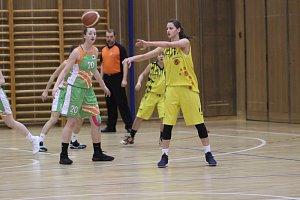 Jablonecké basketbalistky