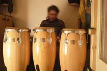 Koncert bubnů chystají v Eppl klubu
