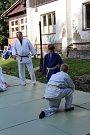 Členové jabloneckého Judo Klubu zakončili přípravu na chatě Slovanka, už poosmé.