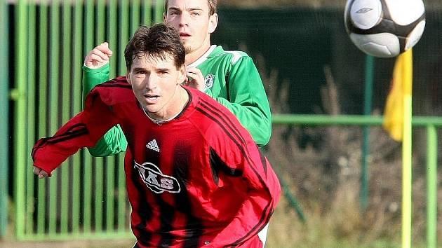 Mistrovské utkání A1A ČFL mezi FK Baumit Jablonec a.s. B a FK Spartak Sezimovo Ústí a.s.