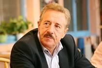 Petr Cinibulk, prezident HC Vlci Jablonec