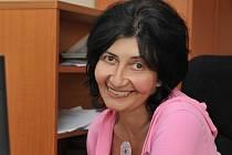 Irena Ottisová, šéfredaktorka Deníku Jablonecka od 1993 do 2001