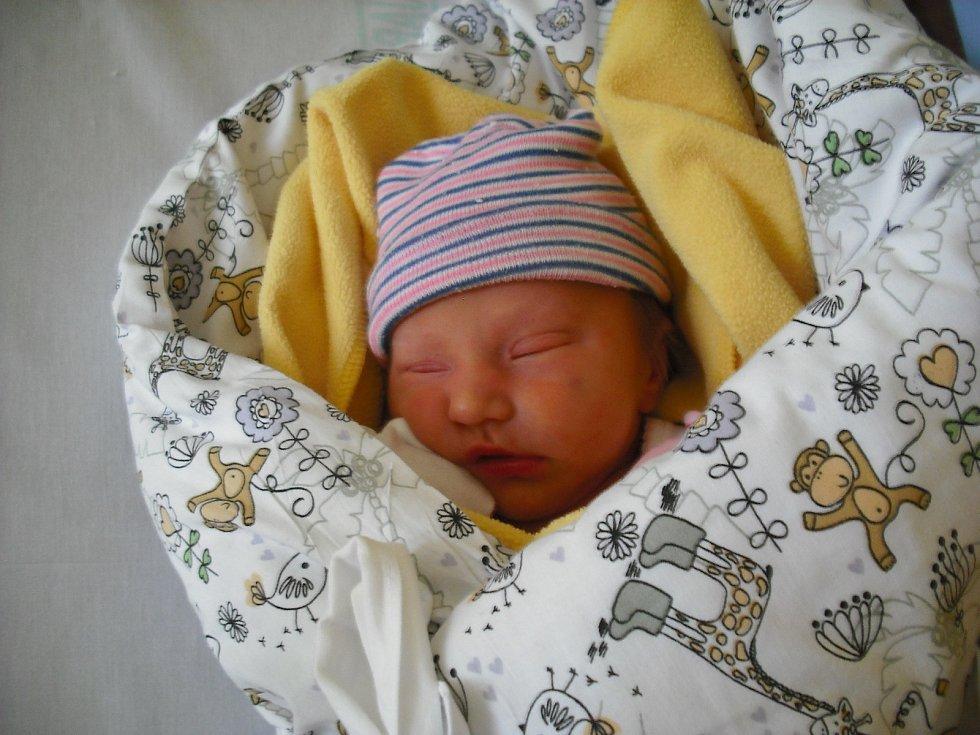 Nela Soukupová. Narodila se 3.ledna v jablonecké porodnici mamince Lucii Soukupové z Liberce.Vážila 2,65 kg a měřila 45 cm.