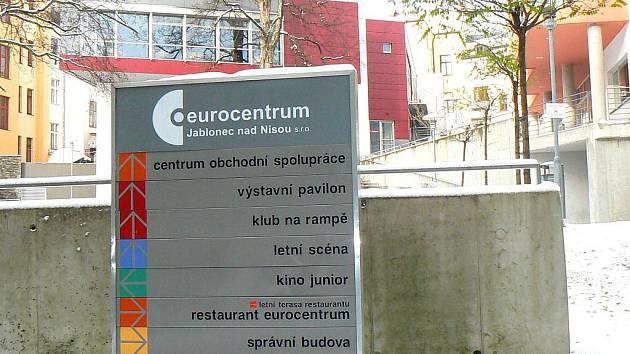 Eurocentrum, Klub Na Rampě, Letní scéna, Kino Junior.