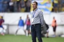 Jablonecký trenér Zdeněk Klucký.
