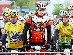 START. Na startu závodu ABB Cup se sešlo více jak tři sta závodníků.