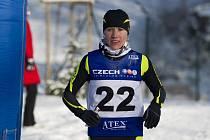 Helena Erbenová vyhrála první závod Českého poháru v Jablonci.
