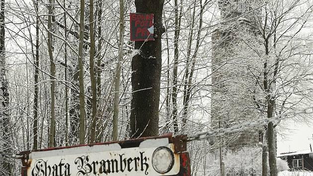 Rozhledna Bramberk.
