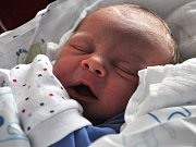 ADAM ŽÍLA se narodil Janu a Lence Žílovým z Jablonce nad Nisou 26. 5. 2016. Měřil 52 cm a vážil 4060 g.
