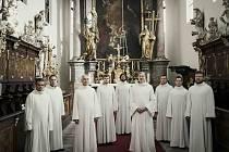 SCHOLA GREGORIANA PRAGENSIS v kostele sv. Anny připomene dobu Karla IV. Vstupenky jsou vyprodány.