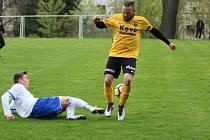 V zápase okresního přeboru hrál první s druhým. FK Kovo hostilo Hodkovice. Body si odvézt domácí nenechali.