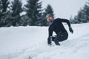 Extrémní zimní závod Winter Spartan Sprint proběhl 20. ledna ve Sportovním areálu Ještěd v Liberci.