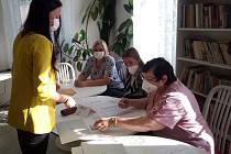 Na Jablonecku začaly volby do Poslanecké sněmovny 2021.