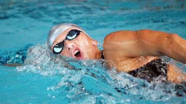 Z jabloneckých závodníků se nominovalo hned sedm plavců.