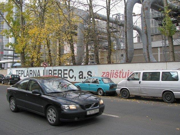 Teplárna Liberec. Ilustrační snímek.