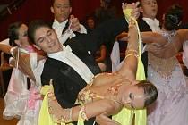 42. ročník taneční soutěže Podještědský pohár se konal v sobotu v Kulturním domě Liberec. Standartní tance.