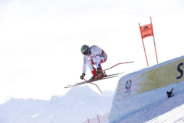 Jablonecký závodník Ondřej Berndt je svýsledkem prvního startu na SP ve finském Levi spokojený.
