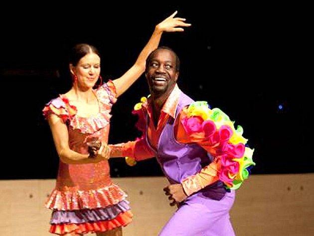 Akci Salsa Night spolupořádá Ruben Dance. Snímek z loňského ročníku.