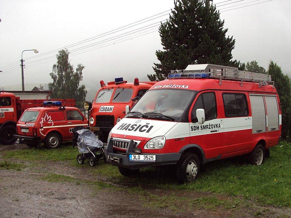 Sbor dobrovolných hasičů Nová Ves nad Nisou. Novovesští oslavili v červenci 140 let od založení SDH. Na počest tohoto výročí uspořádali Memoriál Františka Krpálka, kde obsadili první místo.