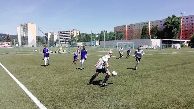 Tradiční turnaj v malé kopané opět připravili strážníci jablonecké Městské policie. V tvrdé konkurenci vybojovali šesté místo.