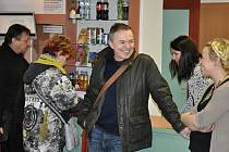 Miroslav Rais (čelem) je jedním z protagonistů ve snímku Made in Jablonec. Zavzpomíná na slavná léta Boccaccia.