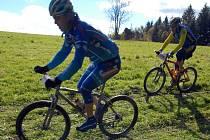 Cyklotrasy v JIzerských horách.