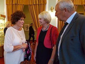 Mezzosopranistka Eva Randová, Operní gala