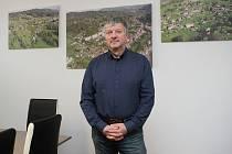 Jaroslav Najman, starosta obce Velké Hamry