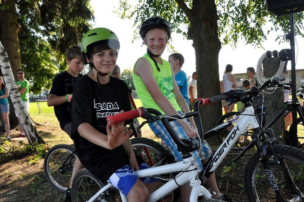 Bike park v Zásadě