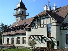 Jablonecký Hotel Petřín