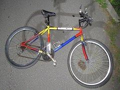 Cyklista nadýchal přes dvě promile.