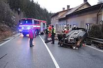Nehoda v Bratříkově