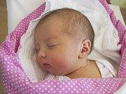Anička Petrušková se narodila v pondělí 13. února. Měřila 47 centimetrů a vážila 3 400 gramů.
