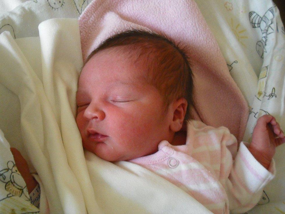 Ema Magdalena Grygerová. Narodila se 2. února v jablonecké porodnici mamince Andree Čechové z Tanvaldu. Vážila 2,74 kg a měřila 48 cm.