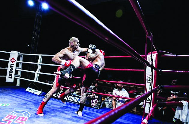 Už třetí Iron Fight Night se koná ve čtvrtek 22. února v jablonecké sportovní hale U přehrady.