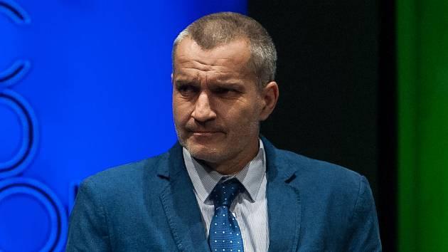 Starosta Tanvaldu Vladimír Vyhnálek.