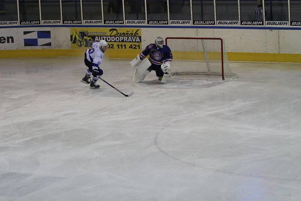 II. liga HC Vlci Jablonec - Děčín