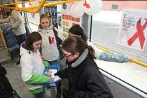 V AIDS tramvaji