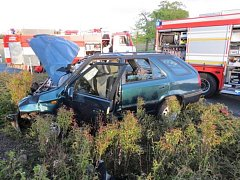 Tragická nehoda 14. května v Hrádku nad Nisou