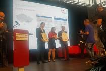 Liberecký kraj přivezl ocenění z veletrhu Holiday World 2019.