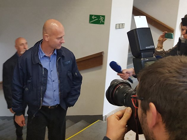 Krajský soud v Praze zprostil obžaloby Pavla Šrytra (na snímku) a Jána Kaca, protože se podle něj neprokázalo, že skutek spáchali.