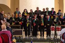 V pondělí 25. září proběhlo v kostele sv. Anny v Jablonci nad Nisou slavnostní zahájení Týdne seniorů. Na zahájení vystoupil seniorský soubor Izerína a mladá jablonecká kapela Nautica.