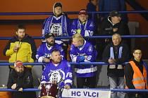 fanoušci HC Vlci Jablonec