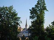 Kostel Dr. Farského v Jablonci nad Nisou.