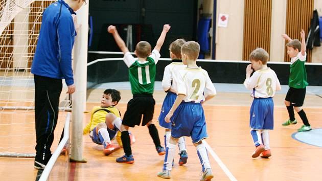 Oblíbené satelitní turnaje pořádá FK Jablonec, úsek mládeže, pravidelně.