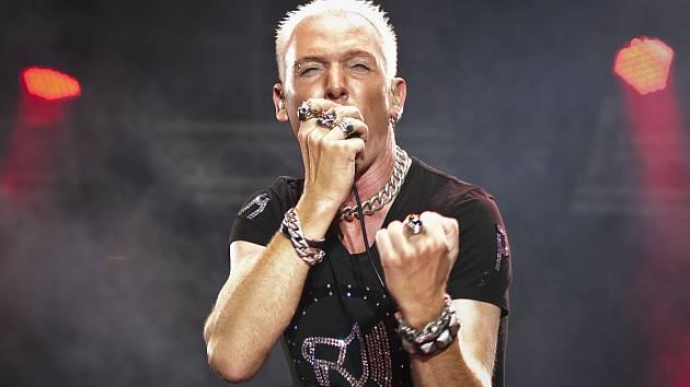 V roce 2011 byl velkou hvězdou Benátské noci Malá Skála Scooter.