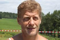 Václav Šíma, starosta Jednoty sokolské